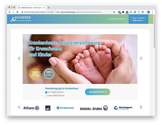 IGV Online-Tarifrechner igv.versicherung